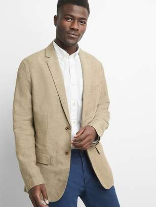 Gap Linen-Cotton Blazer