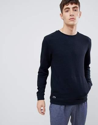 Lacoste Long Sleeve Top in Regular Fit