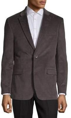 Tommy Hilfiger Two-Button Notch Lapel Sportcoat