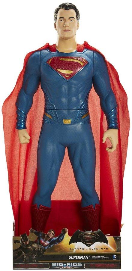 BATMAN VS SUPERMAN Superman Action Figure, 31 Inches
