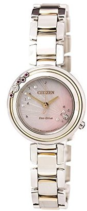 Citizen (シチズン) - Citizen eco-drive em0466 – 53 N Ladies 40th Anniversary Limited Edition L Carina Diamond Watch