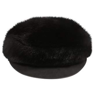 Eugenia Kim Faux fur cap