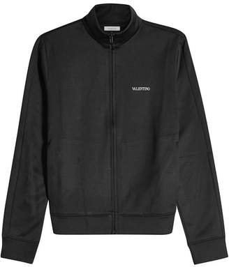 Valentino Track Jacket with Cotton