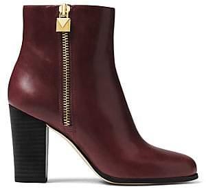 MICHAEL Michael Kors Women's Margaret Leather Booties
