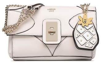 GUESS New Women's Fruit Punch Convertible Crossbody In White