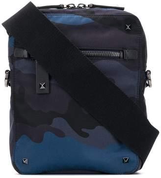 Valentino camouflage messenger bag