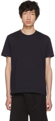 Comme des Garcons Navy Forever Basic T-Shirt