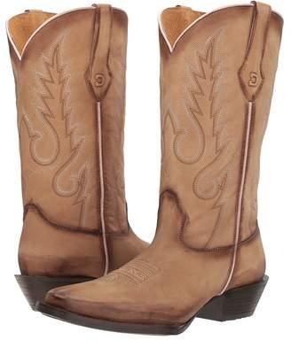 Durango Dream Catcher 12 Fancy Stitch Cowboy Boots