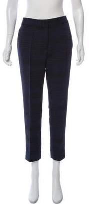 Apiece Apart Mid-Rise Straight-Leg Pants
