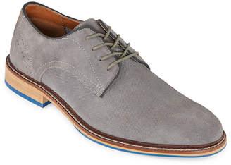 STAFFORD Stafford Mens Mison Oxford Shoes Round Toe