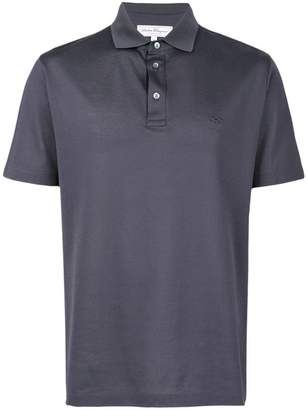 Salvatore Ferragamo short-sleeve fitted polo top