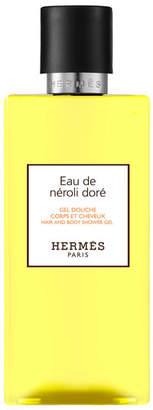 Hermes Eau de né;roli doré; Hair & Body Shower Gel, 6.5 oz./ 200 mL