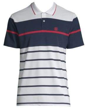 G/FORE Chest Block Polo
