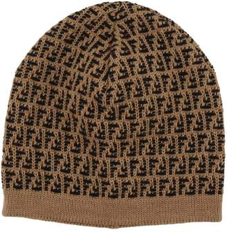 Fendi Knit Words Hat