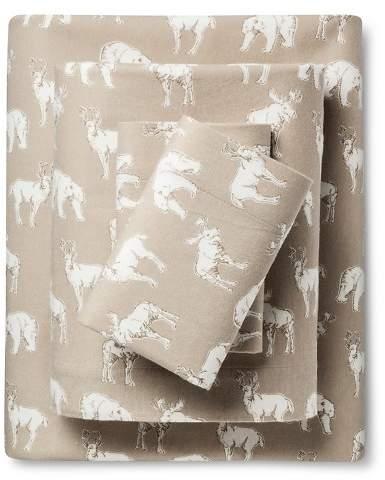 Eddie Bauer® Buckhead Ridge Flannel Sheet Set-Twin Extra Long