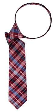 Lord & Taylor Boy's Double Plaid Silk Tie