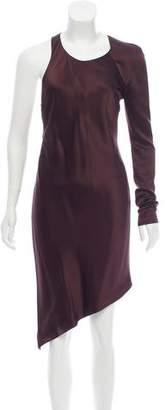 Wayne Silk Midi Dress