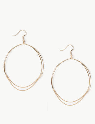 Marks and Spencer Swing Drop Earrings