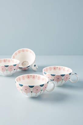 Anthropologie Didion Mugs, Set of 4