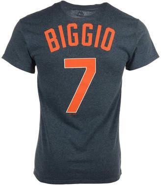 Majestic Men Craig Biggio Houston Astros Cooperstown Player T-Shirt
