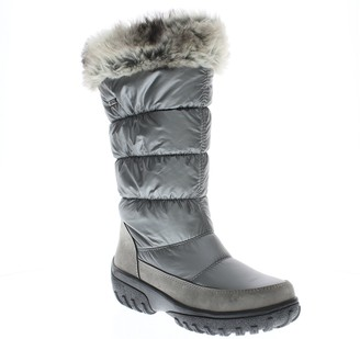 Spring Step Nylon Waterproof Winter Boots - Vanish