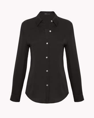 Silk Classic Shirt $245 thestylecure.com