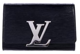 Louis Vuitton Epi Electric Louise PM Black Epi Electric Louise PM