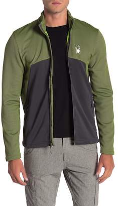 Spyder Front Zip Insulator Jacket