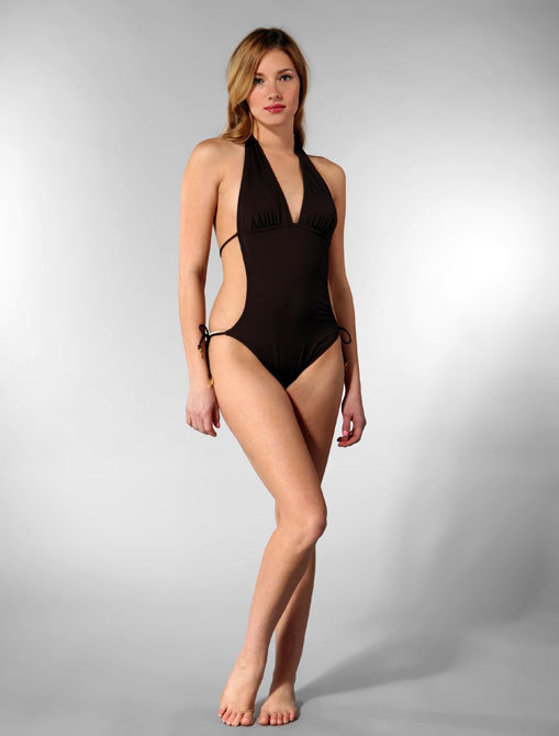 Juicy Couture Maillot Swimsuit in Grant