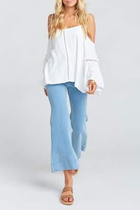 Show Me Your Mumu Cropped Farrah Trouser