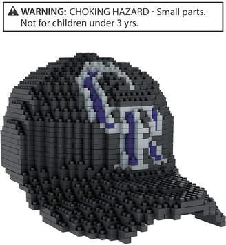 Forever Collectibles Colorado Rockies Brxlz 3D Baseball Cap Puzzle