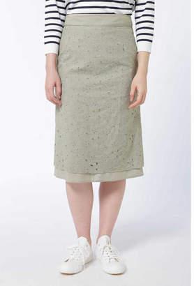 Human Woman (ヒューマン ウーマン) - ヒューマンウーマン インド刺繍スカート◆