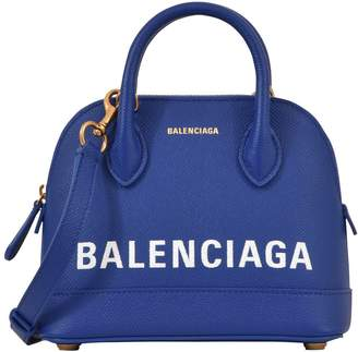 Balenciaga Ville Top Tote Bag Red