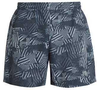 Newline - Imotion Printed 2 Layer Shorts - Mens - Grey Multi