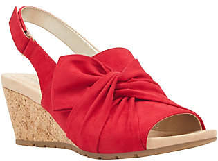 Bandolino Casual Wedge Sandals - Gayla