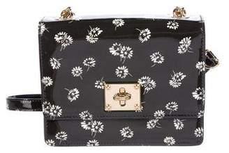 Dolce & Gabbana Patent Leather Crossbody Bag