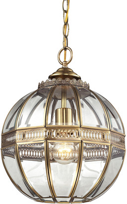 Randolph Elk Lighting 1-Light Pendant