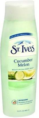 St. Ives Swiss Formula Moisturizing Body Wash