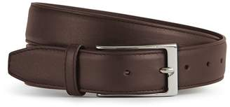 Reiss THEO Formal leather belt