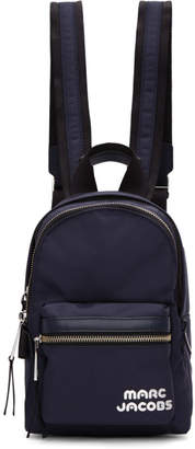 Marc Jacobs Navy Mini Backpack