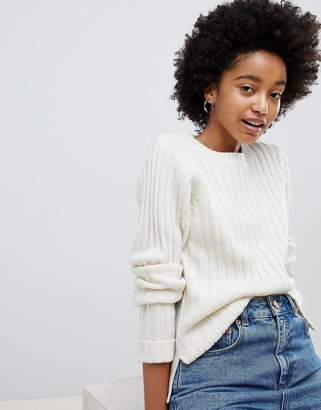 Brave Soul Fresh Ribbed Sweater
