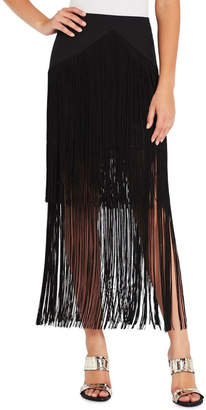 Sass & Bide On The Fringe Skirt
