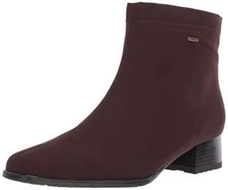 ara Women's Gaby Mid Calf Boot 4 Wide UK (6.5 US)