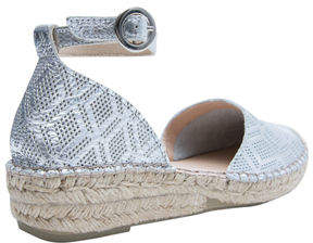 Andre Assous Ingrid Two-Piece Closed-Toe Flat Espadrilles