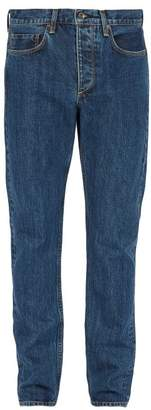 Rag & Bone - Fit 2 Straight Leg Jeans - Mens - Blue