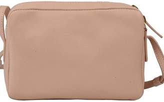 Mansur Gavriel Double Zipped Shoulder Bag