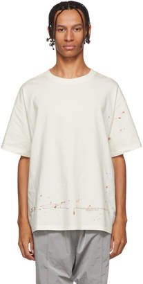 Off-White Oakley by Samuel Ross Macro Dots T-Shirt