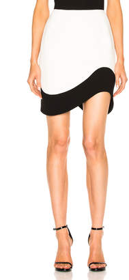 Mugler Double Sable Skirt $1,100 thestylecure.com