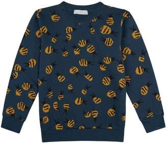 Stella McCartney Bee Print Sweatshirt