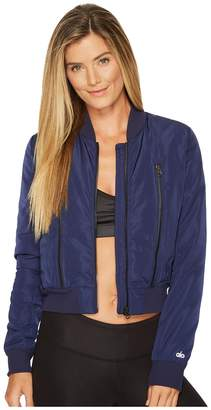 Alo Off-Duty Bomber Jacket Women's Coat
